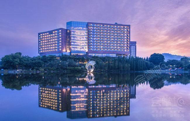 广州优质的420人招商推介会酒店推荐
