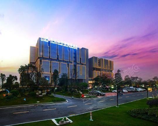 广州最好用的150人招商推介会酒店租赁