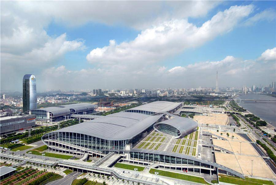 中国进出口商品交易会展馆