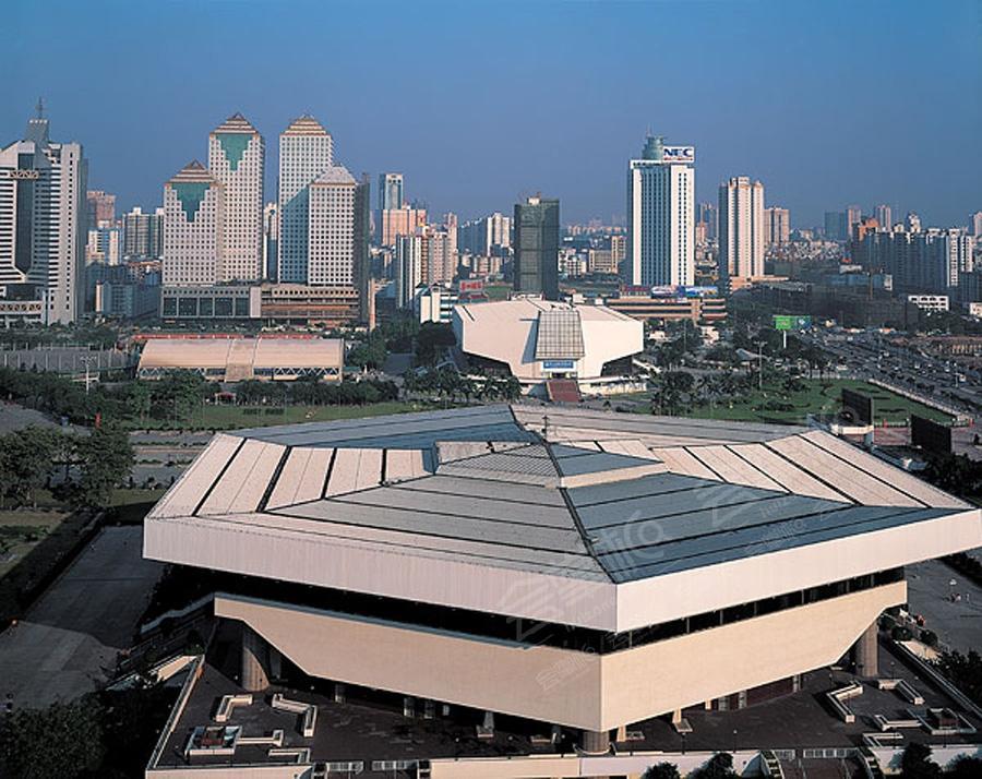 广州天河体育馆