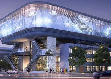 杭州运河文化发布中心