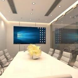 珠江新城的特色小会议室:世联空间·西塔店(IFC)