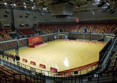 上海新靜安體育中心