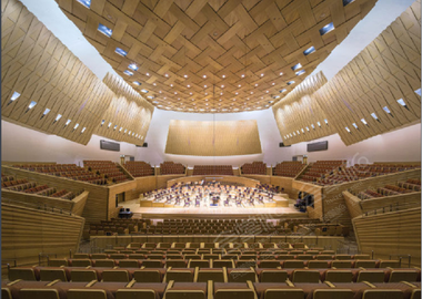 上海交响音乐团音乐厅