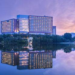 广州600人商业发布会场预定 | 广州汇华希尔顿逸林酒店