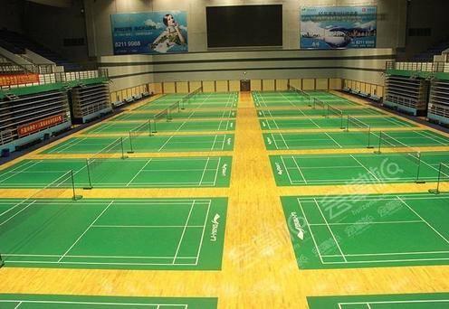 广州国际羽毛球培训中心