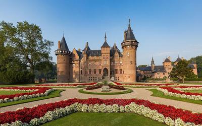 荷蘭德哈爾城堡