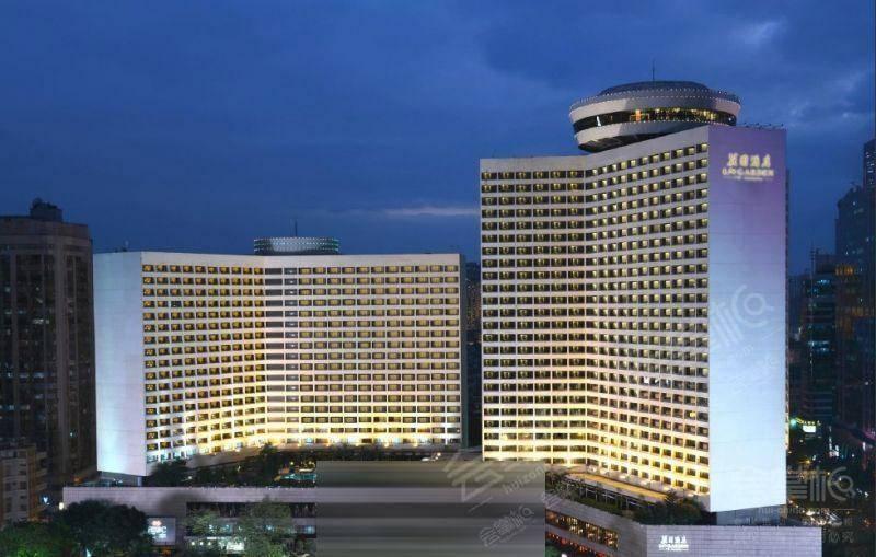 被誉为广州金质婚庆场所的广州白金五星级酒店
