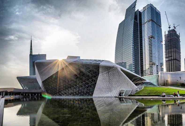 世界十大歌剧院之一|广州大剧院