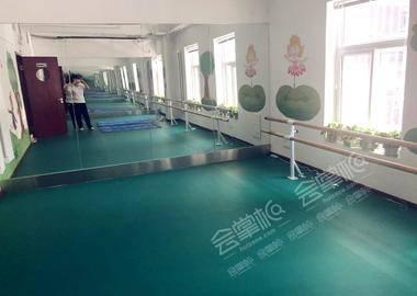 安外东河沿小区-舞蹈教室