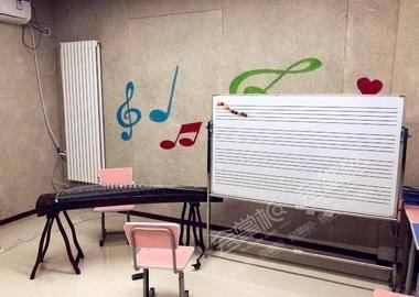安外东河沿小区-音乐教室