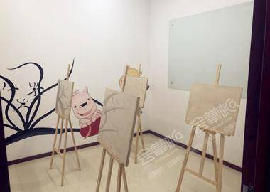 安外东河沿小区-美术教室一