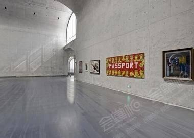 美术馆展览厅