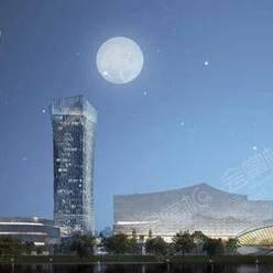 """长沙新地标——长沙国际会议中心,""""恢宏初显,即露峥嵘"""""""