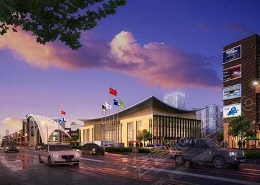 深圳中亚国际会展中心