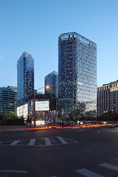 会掌柜至诚推荐:北京来福士购物中心
