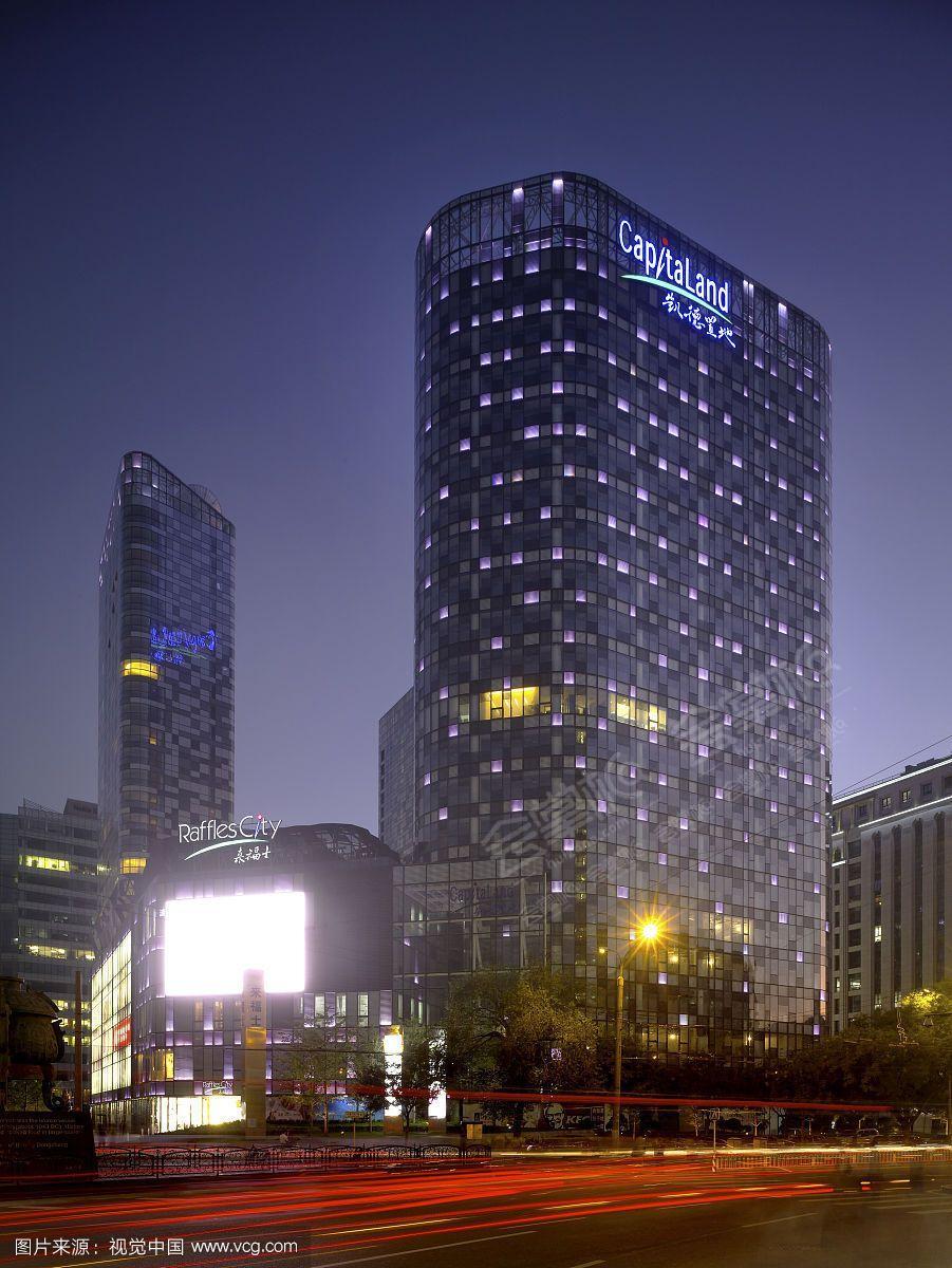北京来福士广场,专业的购物体验服务商