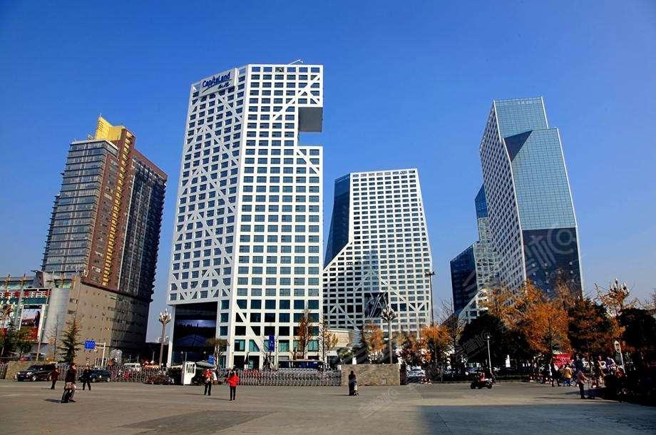 还在找办公场地空间?来成都来福士广场写字楼就够了