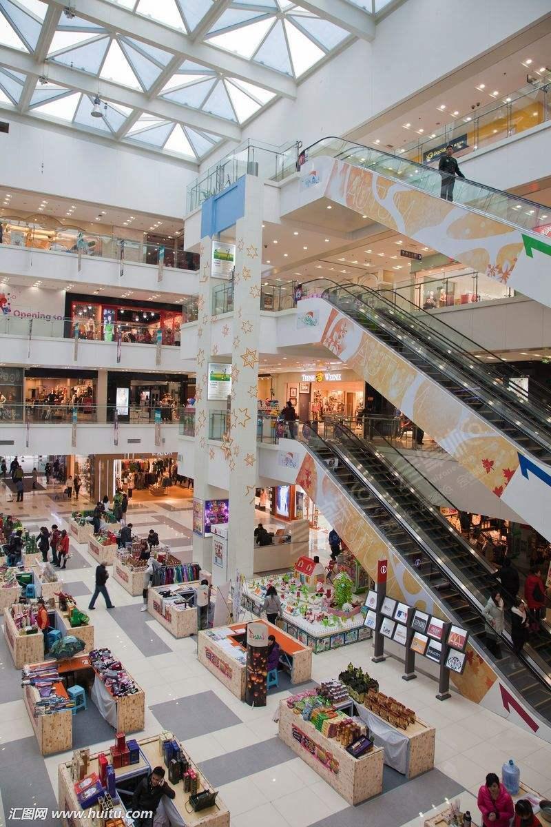 上海晶品购物广场,您身边的购物管家
