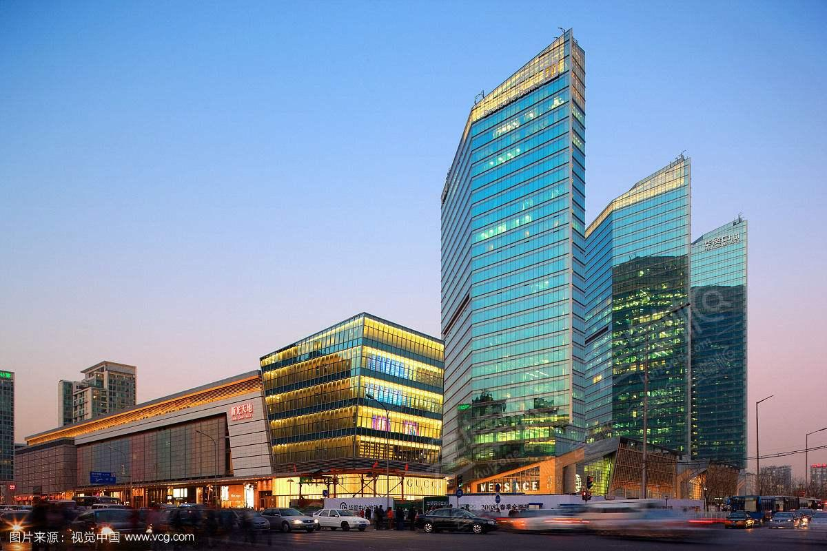 北京华贸中心写字楼出租,完美解决您的场地需求