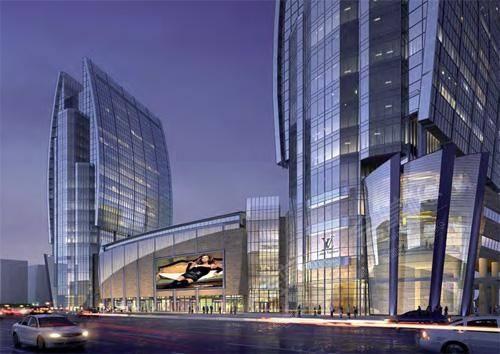想找场地空间出租?就来丁香国际商业广场写字楼出租