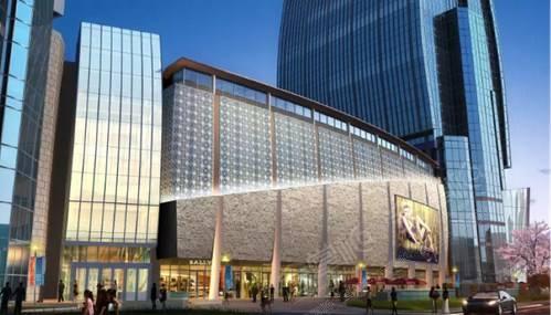 丁香国际商业广场,一站式购物新体验