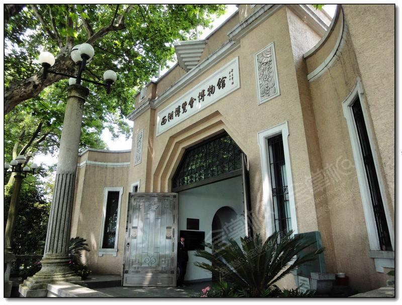 杭州西湖博览会博物馆,专属的一站式艺术空间