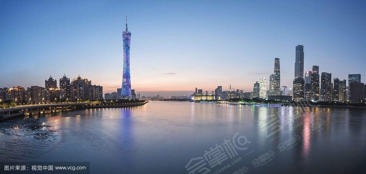 会掌柜重磅推荐:广州塔,一切只为您