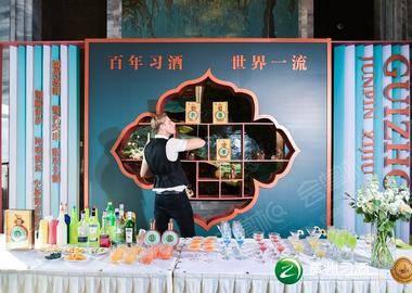 """君品习酒荣获""""第21届比利时布鲁塞尔国际烈性酒大奖赛大金奖""""新闻发布会"""