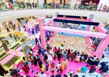 龙湖重庆时代天街八周年庆