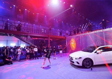 头号领地 全新梅赛德斯-奔驰 GLA SUV 全国上市发布盛典