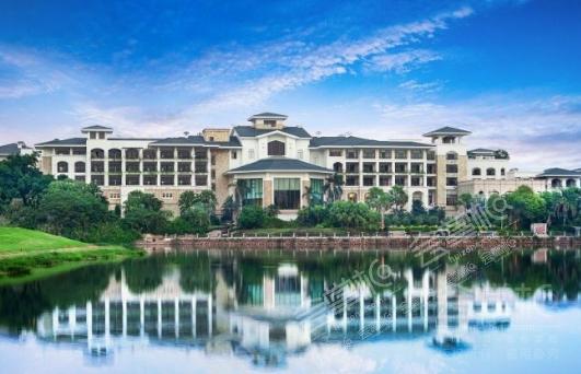 广州五星级场地:碧桂园广州假日半岛酒店