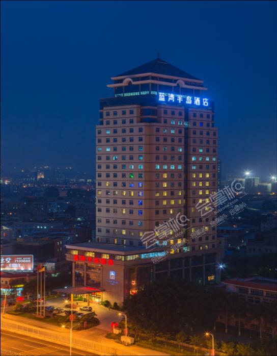 厦门200人培训会场地出租 :厦门蓝湾半岛酒店餐厅