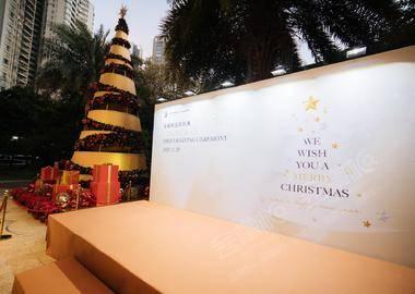 「圣诞树亮灯庆典」CHRISTMAS TREE LIGHTING CEREMONY