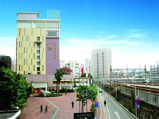 广州250人研讨会场地哪里找,会掌柜推荐:广州健力百合酒店
