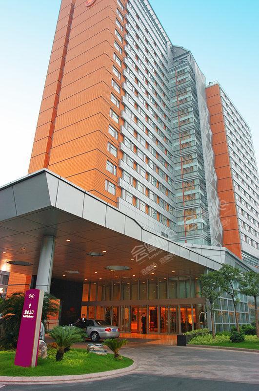 上海发布会酒店推荐:上海复旦皇冠假日酒店