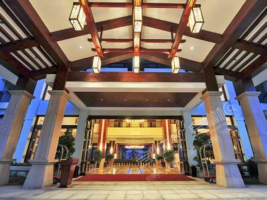 三亚发布会龙8手机app推荐:三亚龙湾大酒店