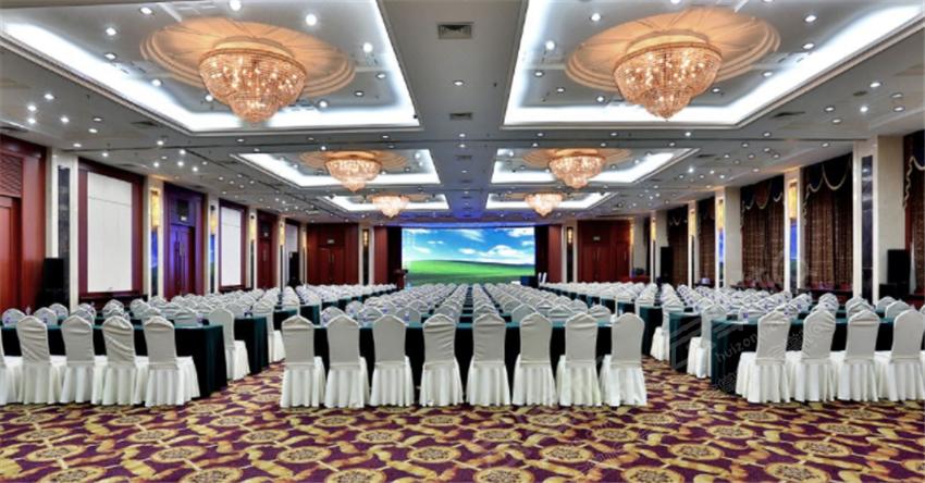 杭州60人培训会议室出租,掌柜推荐:杭州梅地亚宾馆