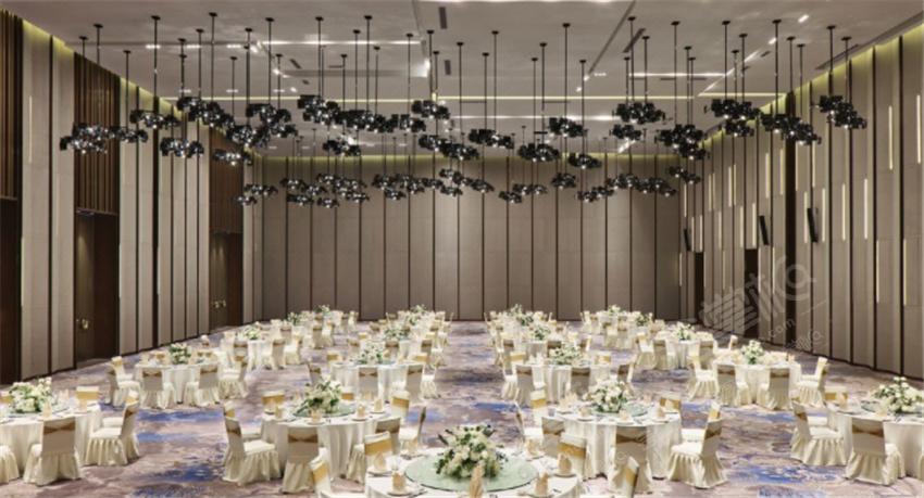 武漢沌口800人發布會酒店,掌柜推薦武漢保和皇冠假日酒店
