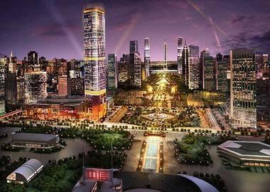 廣州五星級300人會場哪里找?會掌柜推薦:廣州正佳廣場萬豪酒店