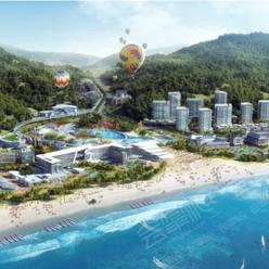 深圳|原生态滨海海滩度假区,商务休闲好选择:佳兆业国际乐园