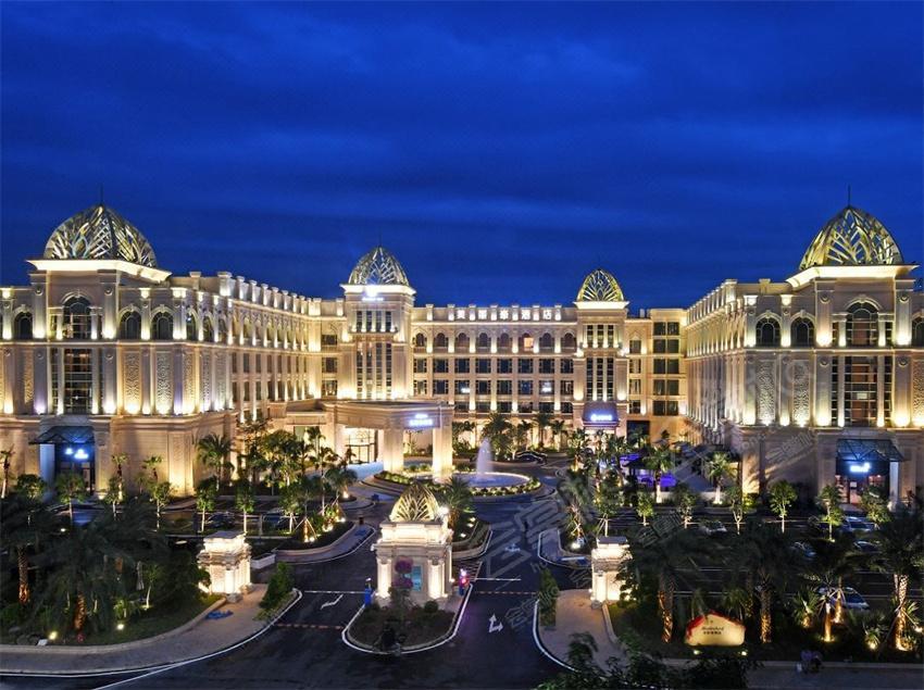 廣州900人工作交流會場地哪里找?會掌柜推薦:廣州美麗豪酒店
