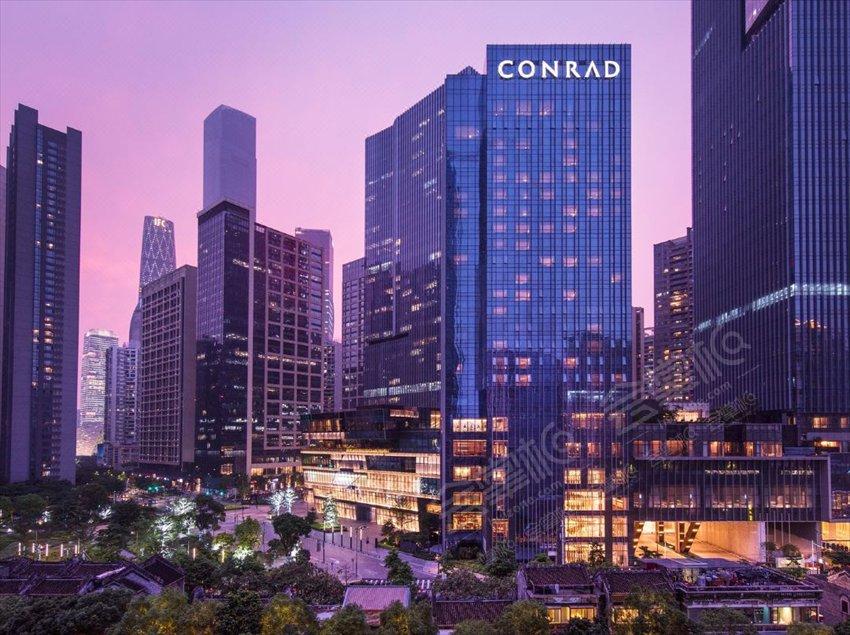 廣州 |百人答謝會場地,高檔商務場所,會掌柜推薦:廣州康萊德酒店