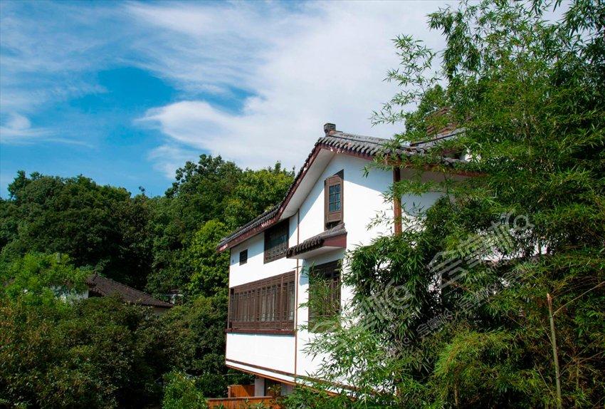 杭州70人培训会场地,小型活动会场预订:杭州西湖茶墅酒店