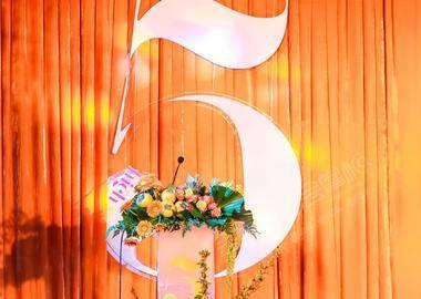 深圳福田希尔顿酒店5周年生日庆典
