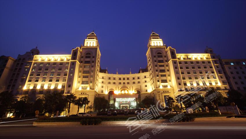 广州500人年会场地,五星级会议酒店预订:广州南沙奥园养生酒店