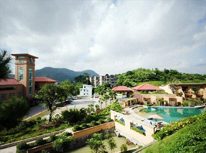 广州度假场地,180人聚会特色场地预订:广州望谷温泉度假村