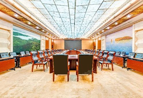 一號樓會議室
