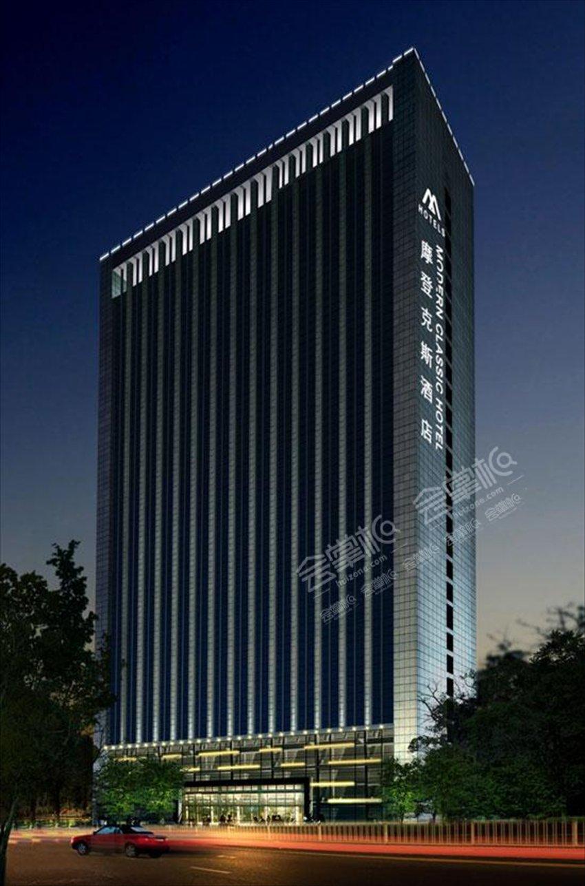 深圳70-130人年会场地哪里找?就选:深圳摩登克斯酒店