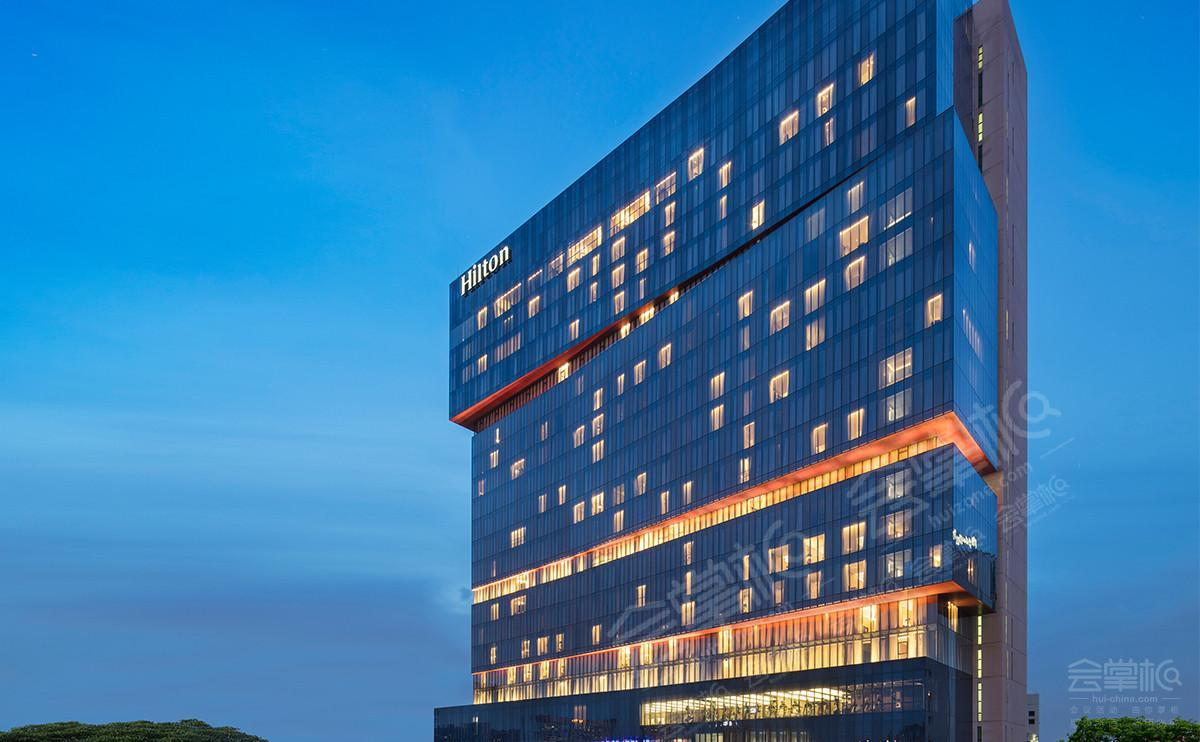 广州天河新天希尔顿酒店